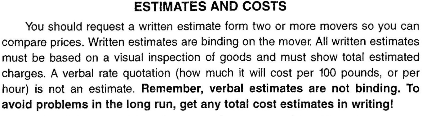 booklet -Estimates_and_Cost